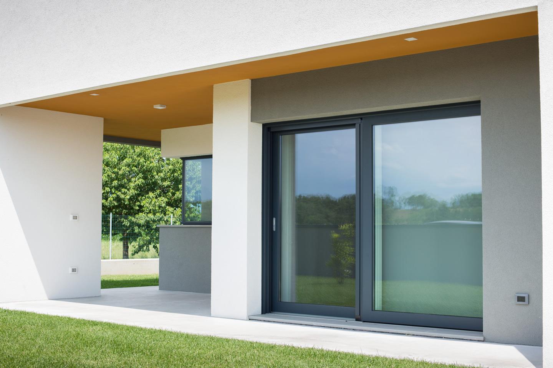 Tende Per Interni Udine serramenti in legno e legno alluminio, legno e vetro